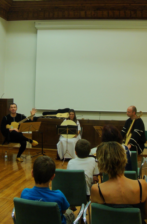 El Mito de Orfeo, 45 Semana de Música Antigua de Estella
